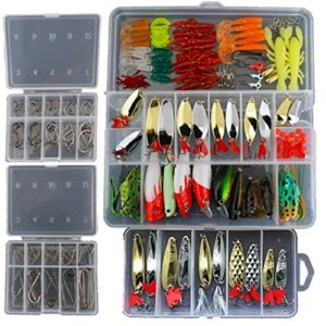 Lures and Spoons