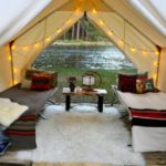 Wall Tents canvas Fishing Camping